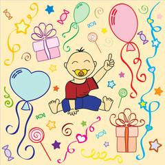 Baby's birthday