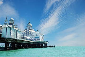 Eastbourne pier England