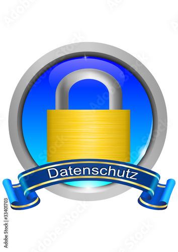 datenschutz button stockfotos und lizenzfreie vektoren auf bild 33401703. Black Bedroom Furniture Sets. Home Design Ideas