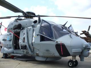 NH 90 Hélicoptère