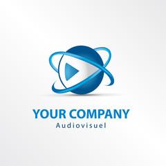 logo audiovisuel