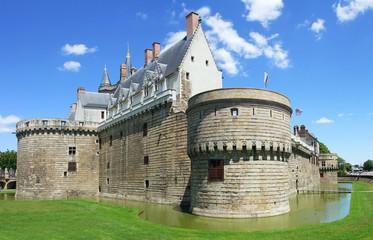 Château des ducs de Bretagne Fotomurales