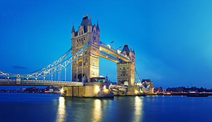 Photo sur Plexiglas Londres Tower Bridge, London