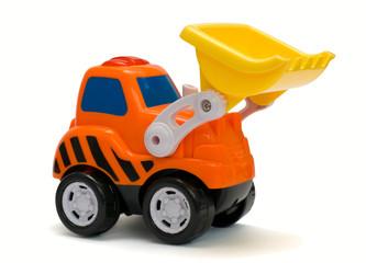 Toy excavator