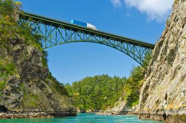 The Bridge bridge in the U.S. state of Washington