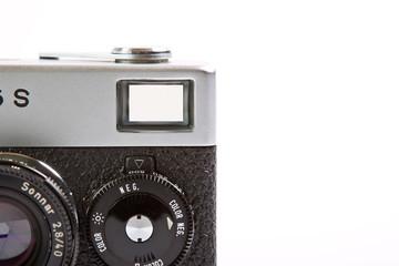 Kamerasucher analoge Kamera