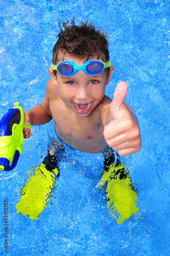 Wasserspaß Stock Photo And Royalty Free Images On Fotoliacom Pic