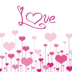 love heard