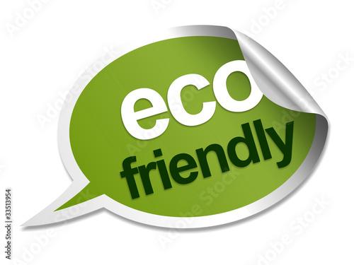 speech on eco friendly school