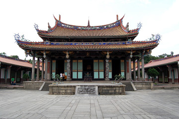 Wall Murals Place of worship 台北市孔廟
