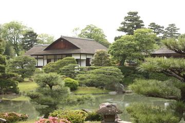 Japanese traditional architecture Katsura Imperial Villa
