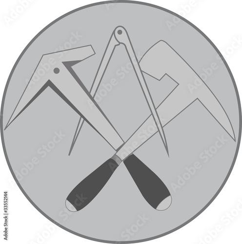 Dachdeckerzeichen  Hausmeister-Service