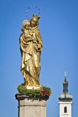 Maria Statue Tutzing