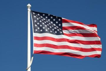 Bannière des Etats-Unis d'Amérique