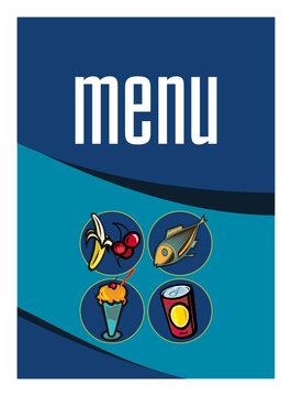 Menu, restaurant, repas, manger, aliment, déjeuner, dîner