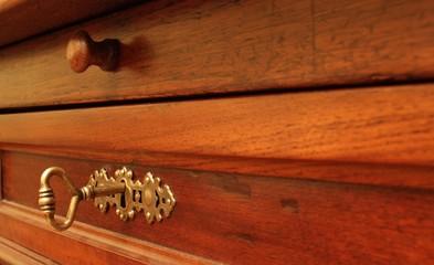 Old drawer