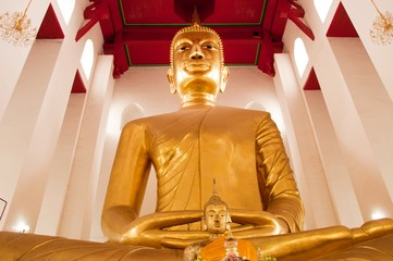 Big Budda in Thailand