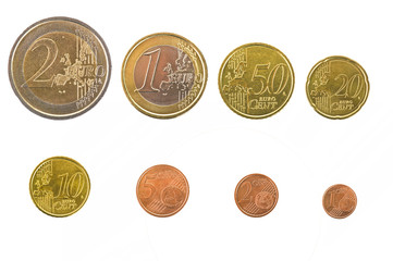 collections euro coins