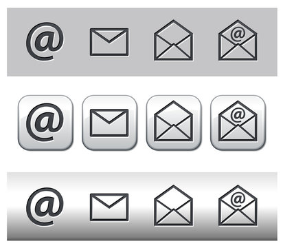 email et arobase