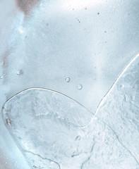 fresh cool ice cube background