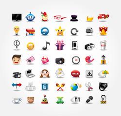 Internet & Website icons,Web Icons, icons Set