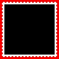 Make your own stamp with this template.