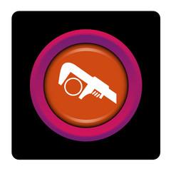 Internet, bouton, logo, picto, bricolage, outil, artisan