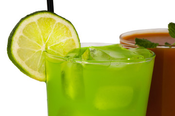 bebida refrescante