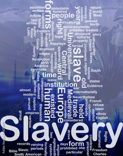 slavery word copy article