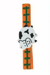 color wood animal clip