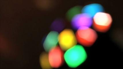 на фото сделать световые пятна