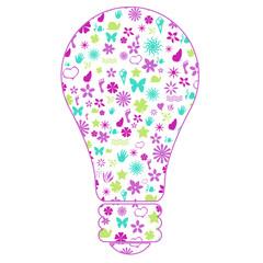 light bulb -simbolo sviluppo sostenibile