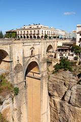 Puente Nuevo in Ronda, Spanien