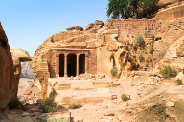 The Garden Hall, Petra, Jordan