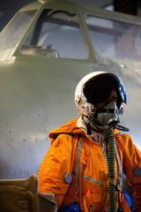 Russian Military Pilot