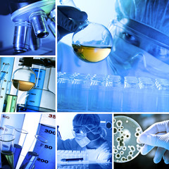 Lab Collage