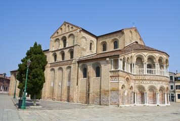 Basilica di Santi Maria e Donato, Murano Island, Venice