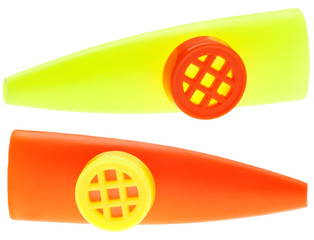 Pair of Kazoo Noise Makers