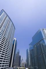 品川高層ビル群