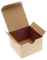 Classic Brown Box Open