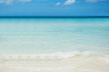 Poster Caraïben beach