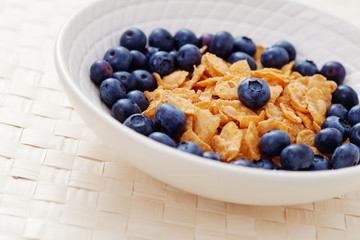 cereals with blueberry