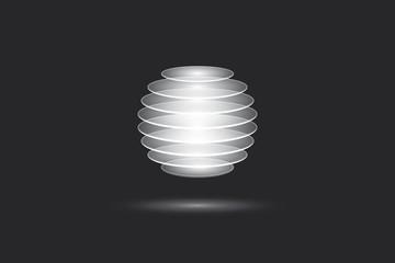 Glühbirne futuristisch