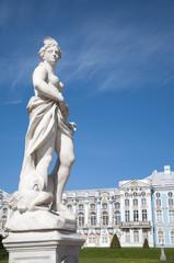 Sculpture of Ekaterina's Palace