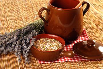 Recess Fitting Tea TEGAME CON LEGUMI