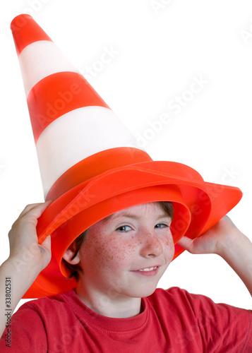 Enfant et cone de lubeck photo libre de droits sur la banque d 39 images image 33802531 - Cone de lubeck ...