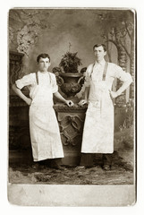 Two Waiters