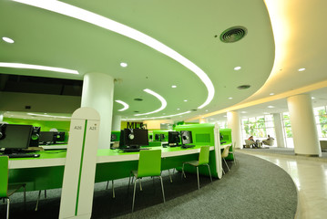 computer center  in the university