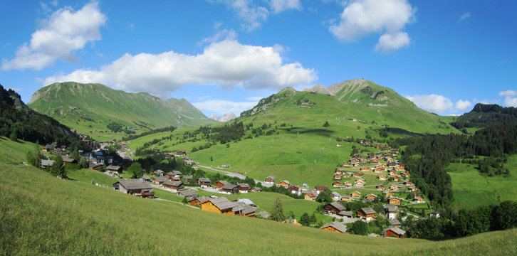 Haute Savoie : Le Chinaillon