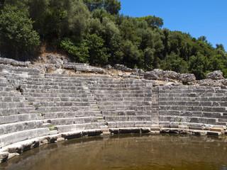 amfiteatr w Albanii